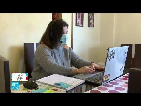 المرأة اللبنانية العاملة.. بين ممارسة المهنة عن بعد بسبب الجائحة والواجبات المنزلية  - نشر قبل 24 دقيقة
