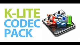 DESCARGAR E INSTALAR K LITE CODEC PACK FULL PARA WINDOWS XP, 8 , 8 1, 10