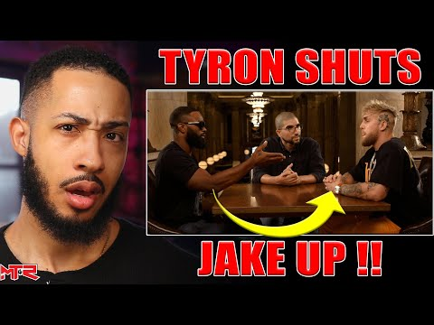 Jake Paul loses his masculine frame as Tyron Woodley GOES OFF | What ALL MEN can learn