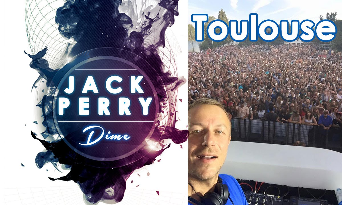 Jack Perry Sophie Perry: Toulouse Summer 2015