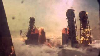 Apollo 11 launch in Ultra Slow Motion 16mm HD