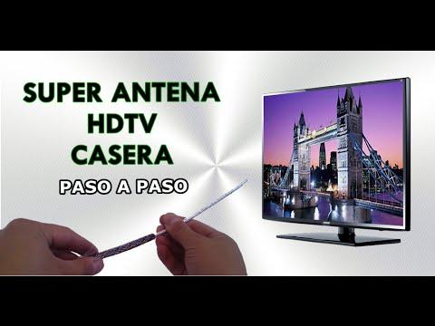 Como hacer una SUPER ANTENA HDTV  [Paso a Paso]