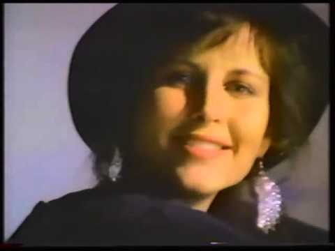 Karen Kopins 1987 Contact Lens Cleaner Commercial