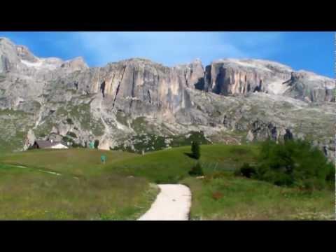 Dolomity - wycieczka na Piz Boe