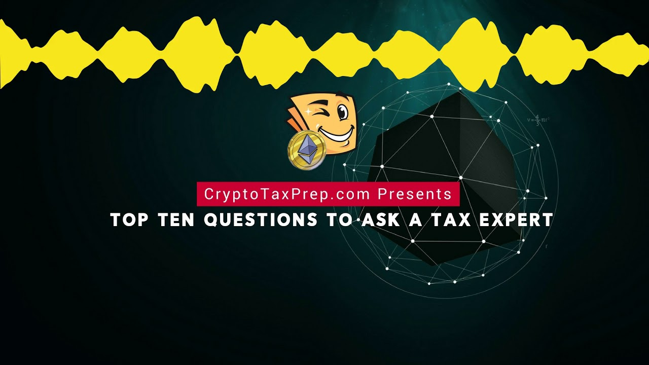 cryptocurrency tax expert