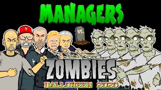 Football managers ⚽️ vs ZOMBIES! 🧟 ► 442oons Halloween Special 🎃🕸🦇🧛🏻‍♂️🎃