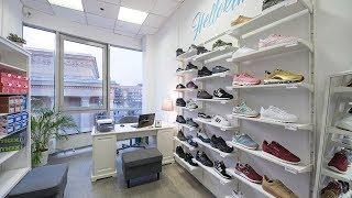 Продаю магазин кроссовок в Санкт-Петербурге