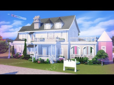 THE SIMS 4 PERFECT PETS HOME | House Building