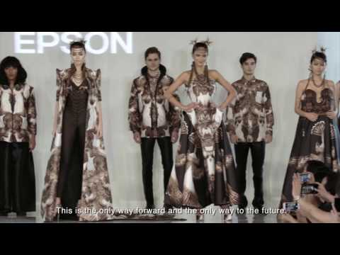John Herrera X Epson Collaboration