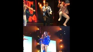 Luis Fonsi Demi Lovato chame La Culpa live.mp3