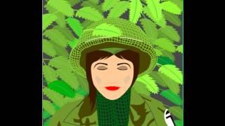 Kate Bush Cartoon Animation- A Work in Progress