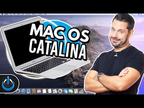 New To Mac: Catalina Edition