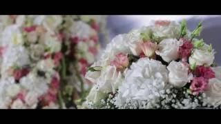 видео декор свадьбы