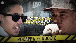 Liga Knock Out / EarBox Apresentam: Pdkappa vs Rookie (Estado de Alerta)