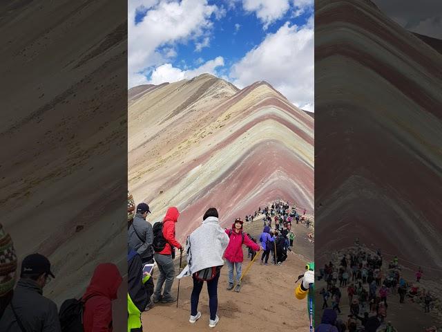 #hashtagviaja no Peru - Montanha Colorida