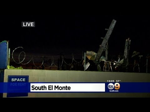 Detectives Trying To Find Suspect Who Killed 3 In South El Monte Arson