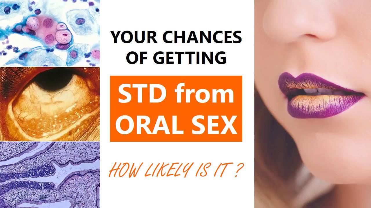 sex Std odd via oral