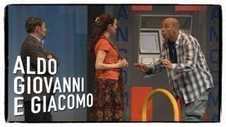 Anplagghed - Bancomat (1 di 4) | Aldo Giovanni e Giacomo