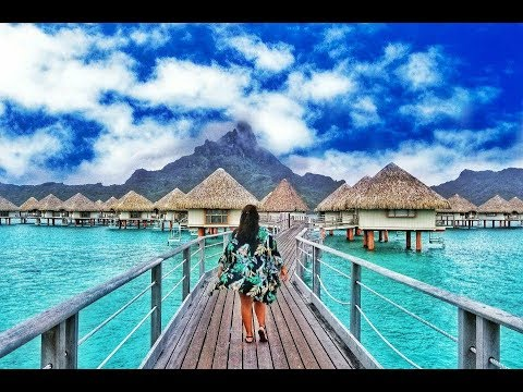 MY BIRTHDAY in BORA BORA! 2017