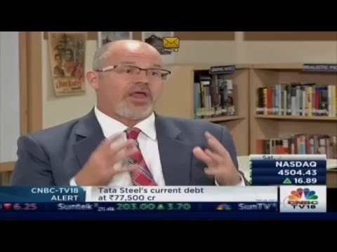 CNBC 18TV CentreStage - The American School of Bombay