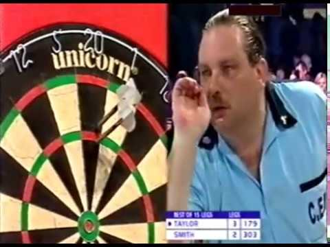 Phil Taylor vs. Dennis Smith - Fourth Round - 2003 PDC UK Open