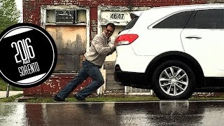 2016 KIA Sorento | an average guy's review