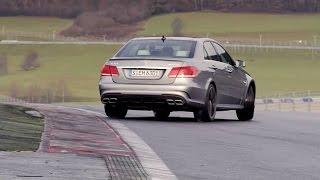 Mercedes Benz E63 AMG Drift Compilation