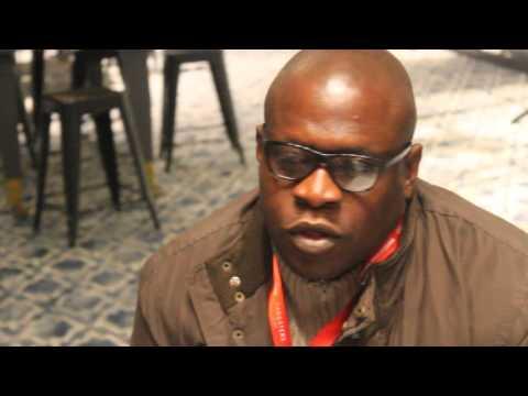 Shaibu Husseini interacts on Nigerian films at Goteborg Film Festival