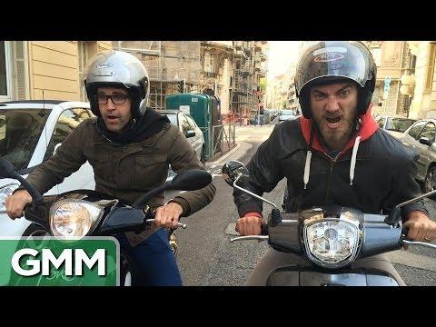 Rhett and Link in France