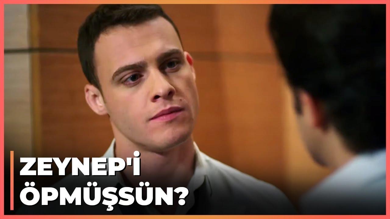 Kerem, Tiyatro Provasında Zeynep'i Kıskandı - Güneşi Beklerken 36. Bölüm