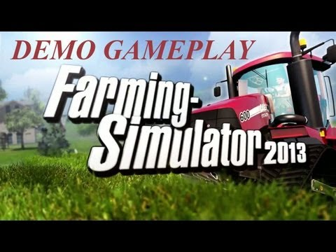 Farming Simulator 2013 | DEMO GAMEPLAY