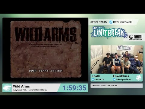 Wild Arms by cha0s and EnkerBlues RPG Limit Break 2015 Part 29