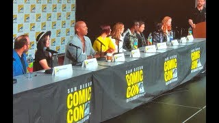 Supergirl Full Panel - San Diego Comic Con 2018