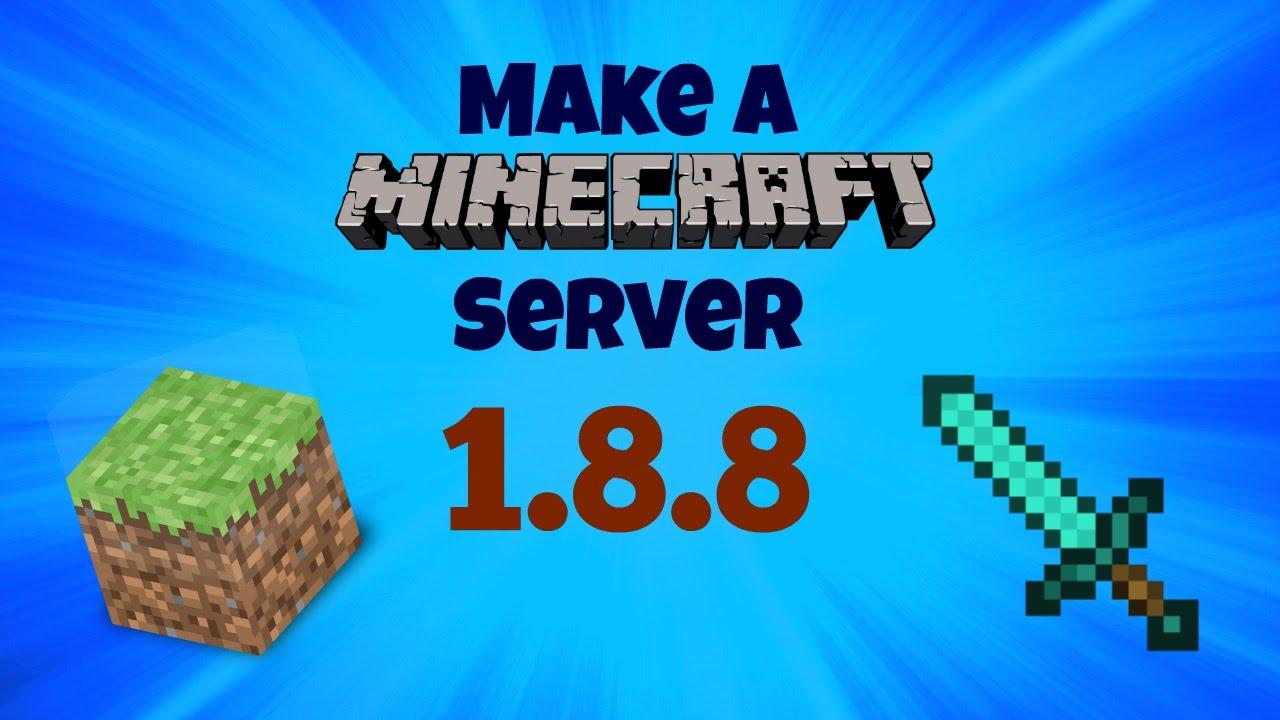 Pliki Serwer Bukkit 1.8.9
