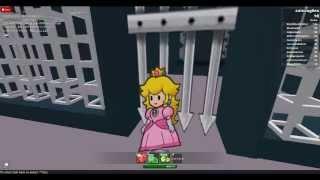 Roblox Papier Mario Abenteuer Episode 1