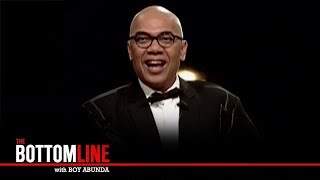 Boy Abunda reveals who he dreams to interview | The Bottomline