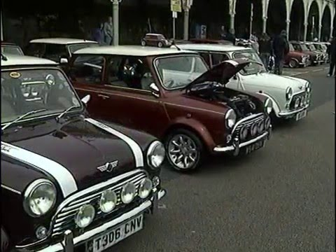 La Mini Voiture De Collection Documentaire Youtube