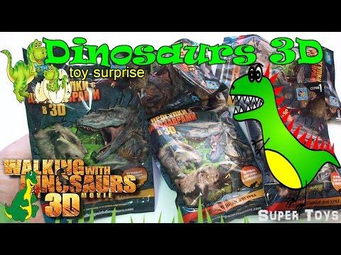 Кадры из фильма Прогулки с динозаврами 3D