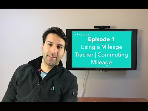 why use a mileage tracker commuting tax deduction youtube