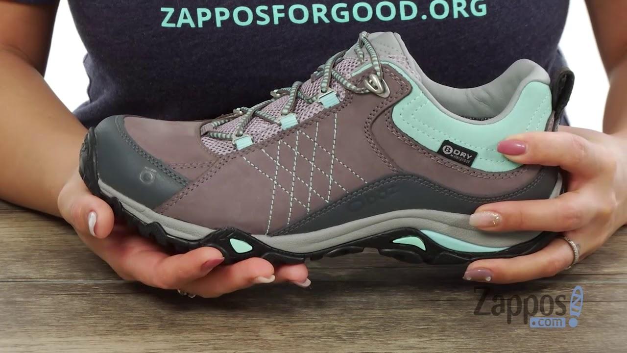 Oboz Sapphire Low BDry | Zappos.com