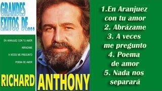 Richard Anthony - Todos sus éxitos (en español)