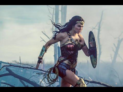 """Wonder Woman - TV szpot 10"""" (12)"""