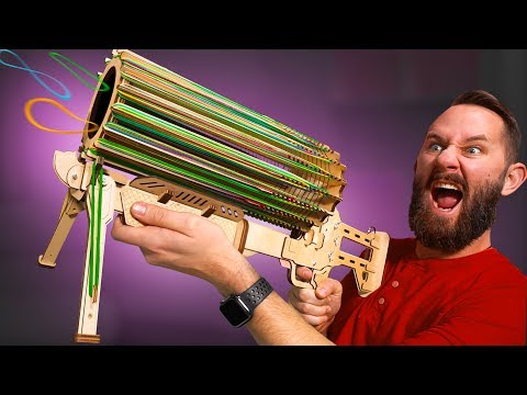 10 Toy Weapons That Are Actually DANGEROUS!