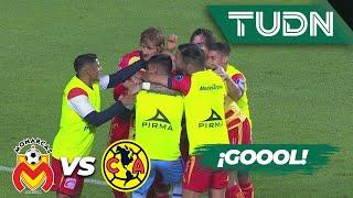¡Gol de Morelia! Contragolpe decisivo y letal | Morelia 2 - 0 América | Liga Mx AP19 Semifinal| TUDN