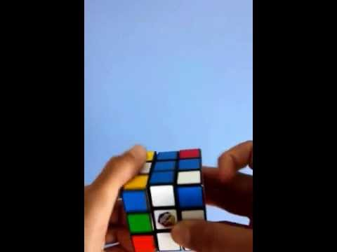 Собираем кубик Профессора, 5х5х5 Часть 1