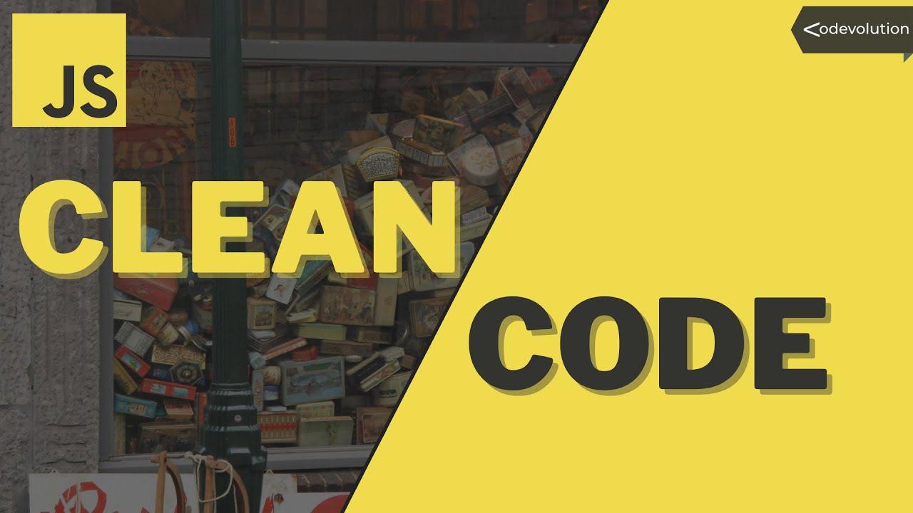 JavaScript Clean Code