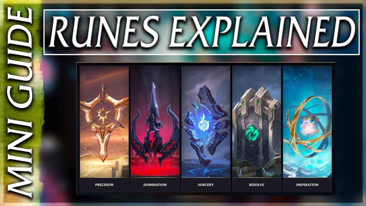 League of Legends: Runes guide | Metabomb