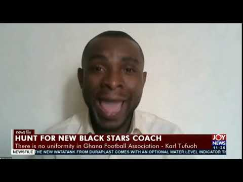 New Black Stars coach: CK Akonnor was not the first choice for the FA ... -Joy Sports, Gary Al-Smith
