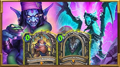 0 Mana Rogue Cards As PRIEST! Thief Tempo Control Priest | Ashes of Outland New Deck | Hearthstone
