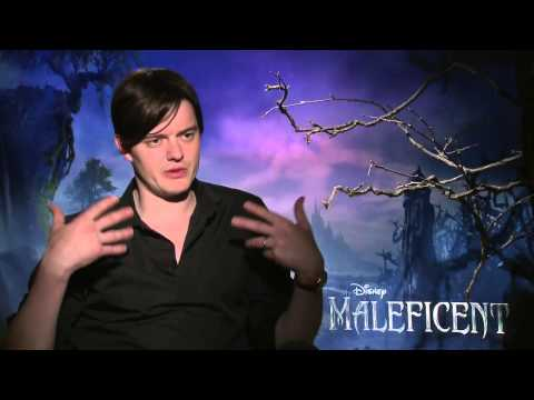 Sam Riley on working with iconic actress Angelina Jolie in 'Maleficent'